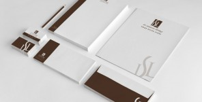 in season living stationery by ruevo design